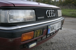 Shotokan6s 1986 Audi Coupe