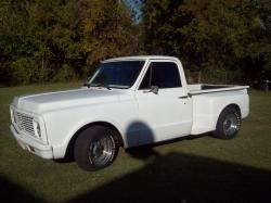 abadc 1972 Chevrolet 1500 Extended Cab