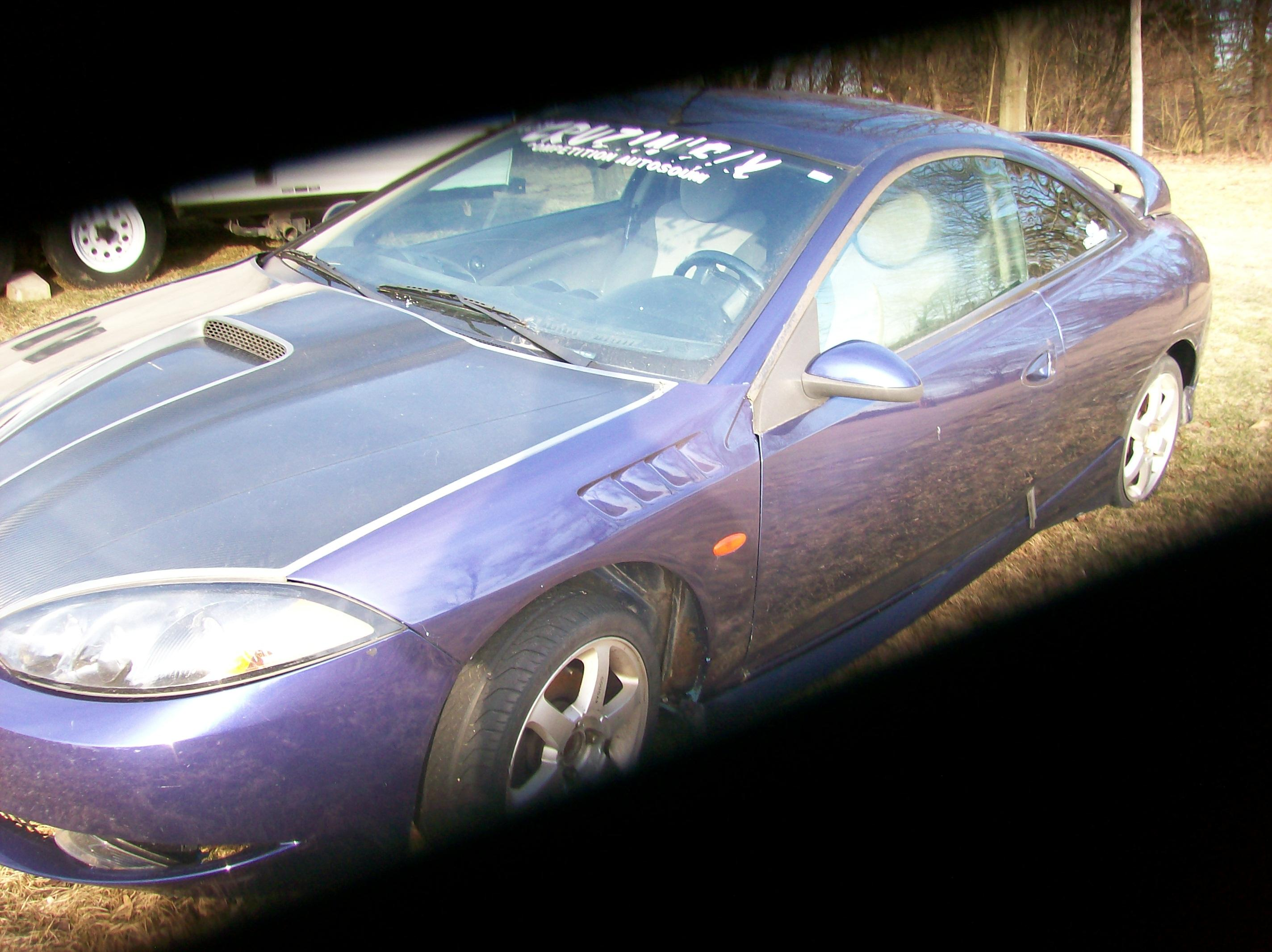Another deewa 1999 Mercury Cougar post... - 14477769