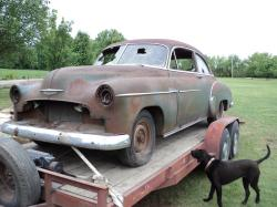 VonDudss 1950 Chevrolet Styleline