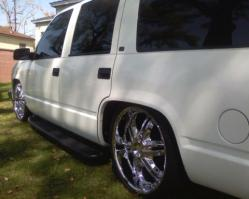 whittier99hoes 1999 Chevrolet Tahoe