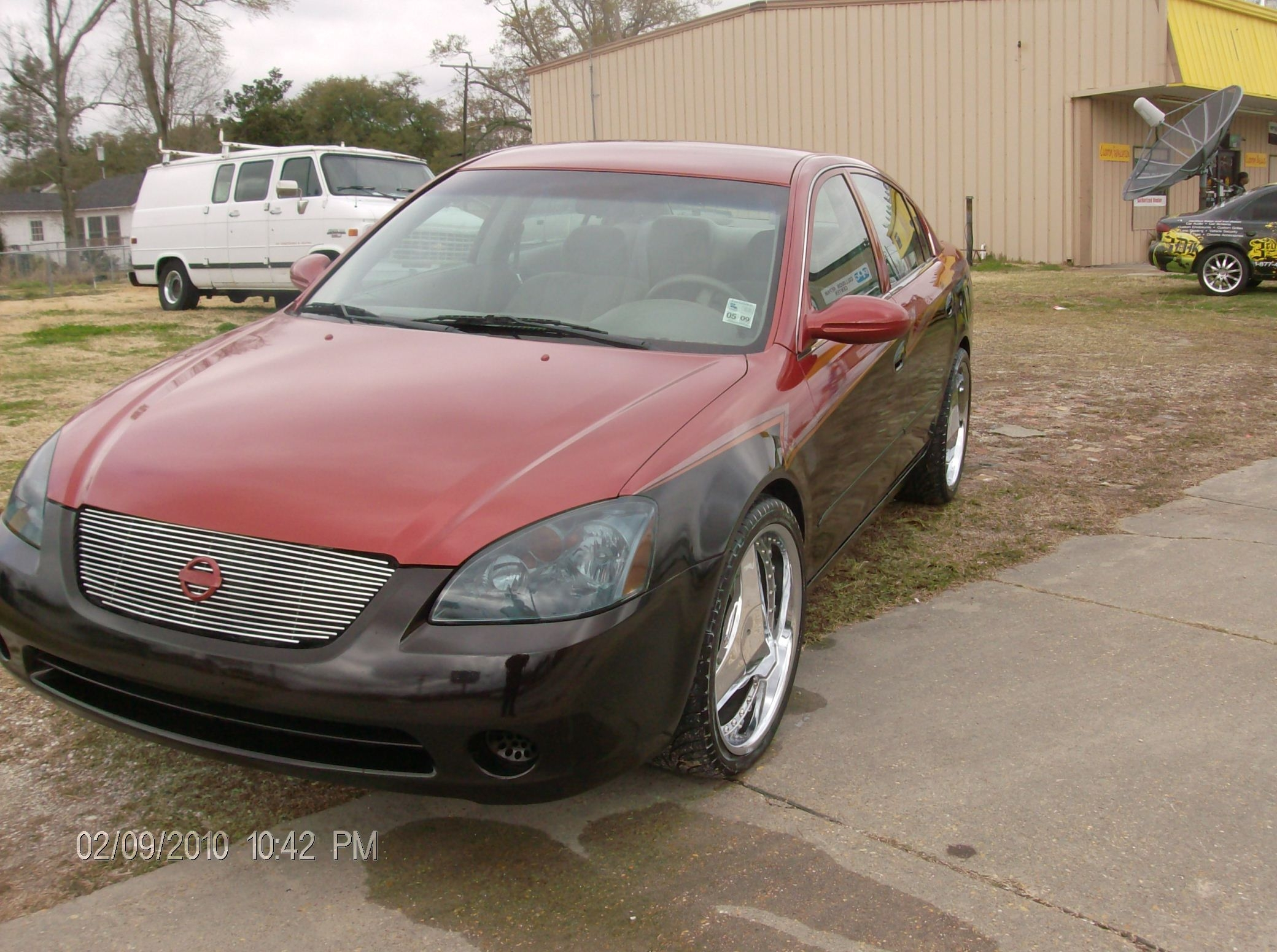 Another dedba0818 2002 Nissan Altima post... - 14478681