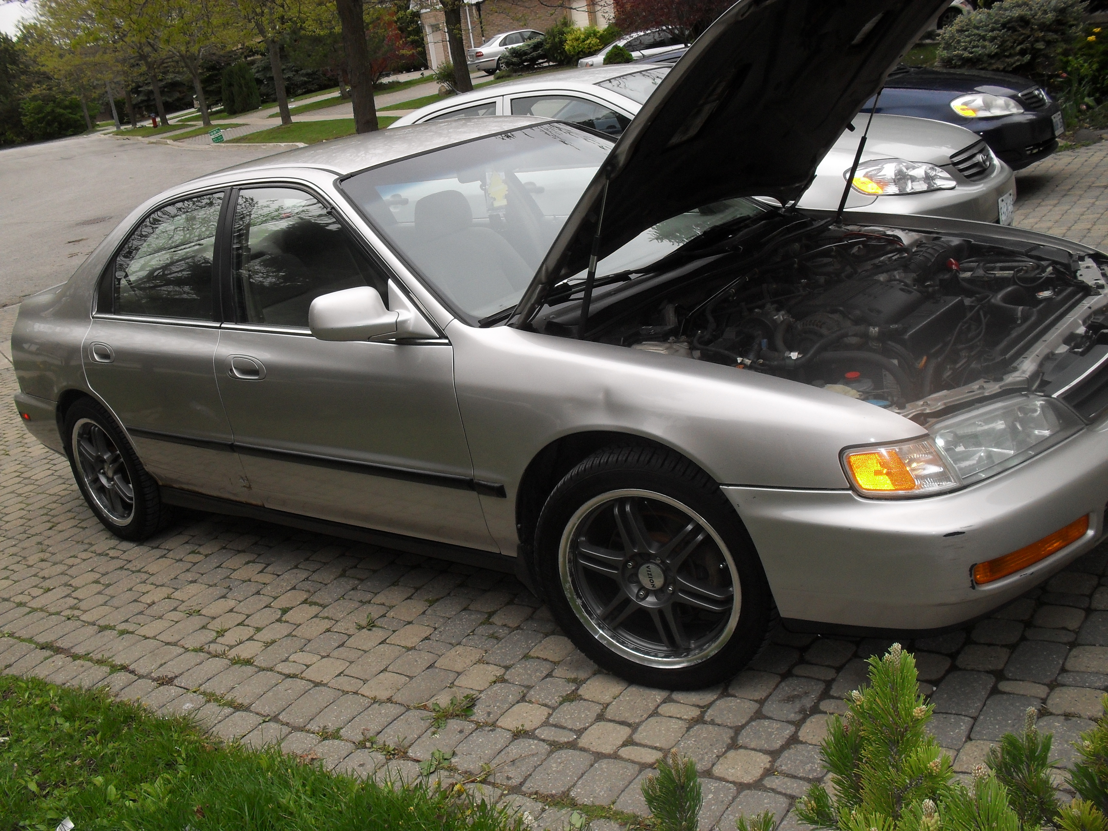 92carmel 1996 honda accordex sedan 4d specs photos. Black Bedroom Furniture Sets. Home Design Ideas