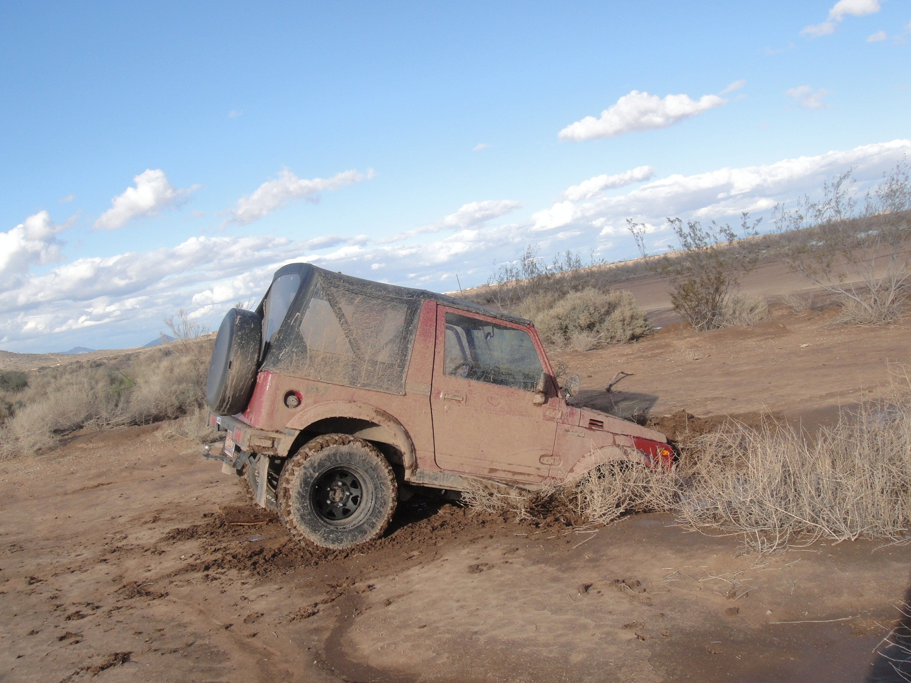 Another fco_gonzo 1988 Suzuki Samurai post... - 14478992