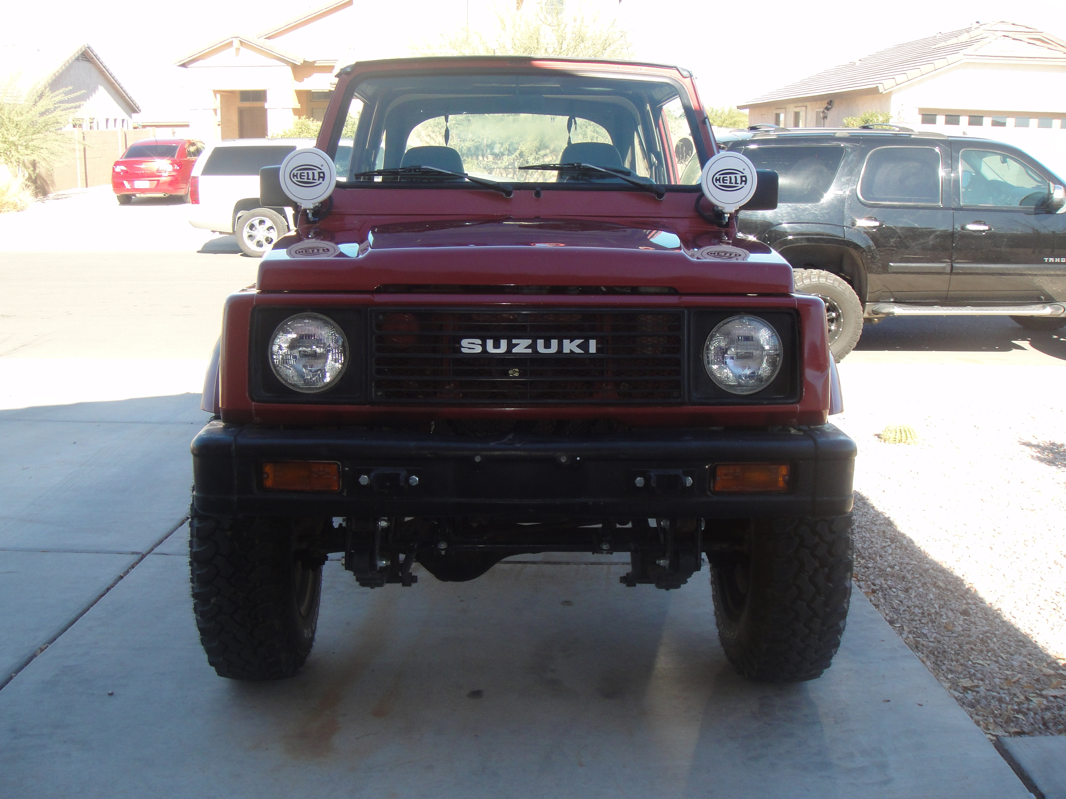 Another fco_gonzo 1988 Suzuki Samurai post... - 14478993