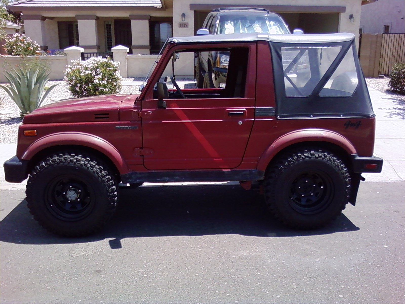 Another fco_gonzo 1988 Suzuki Samurai post... - 14478996