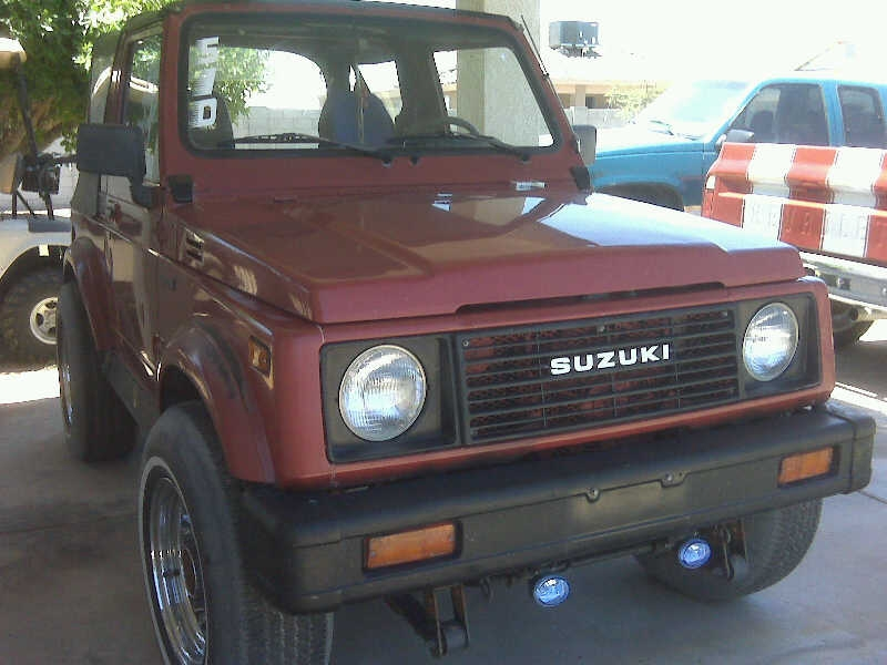 Another fco_gonzo 1988 Suzuki Samurai post... - 14479004