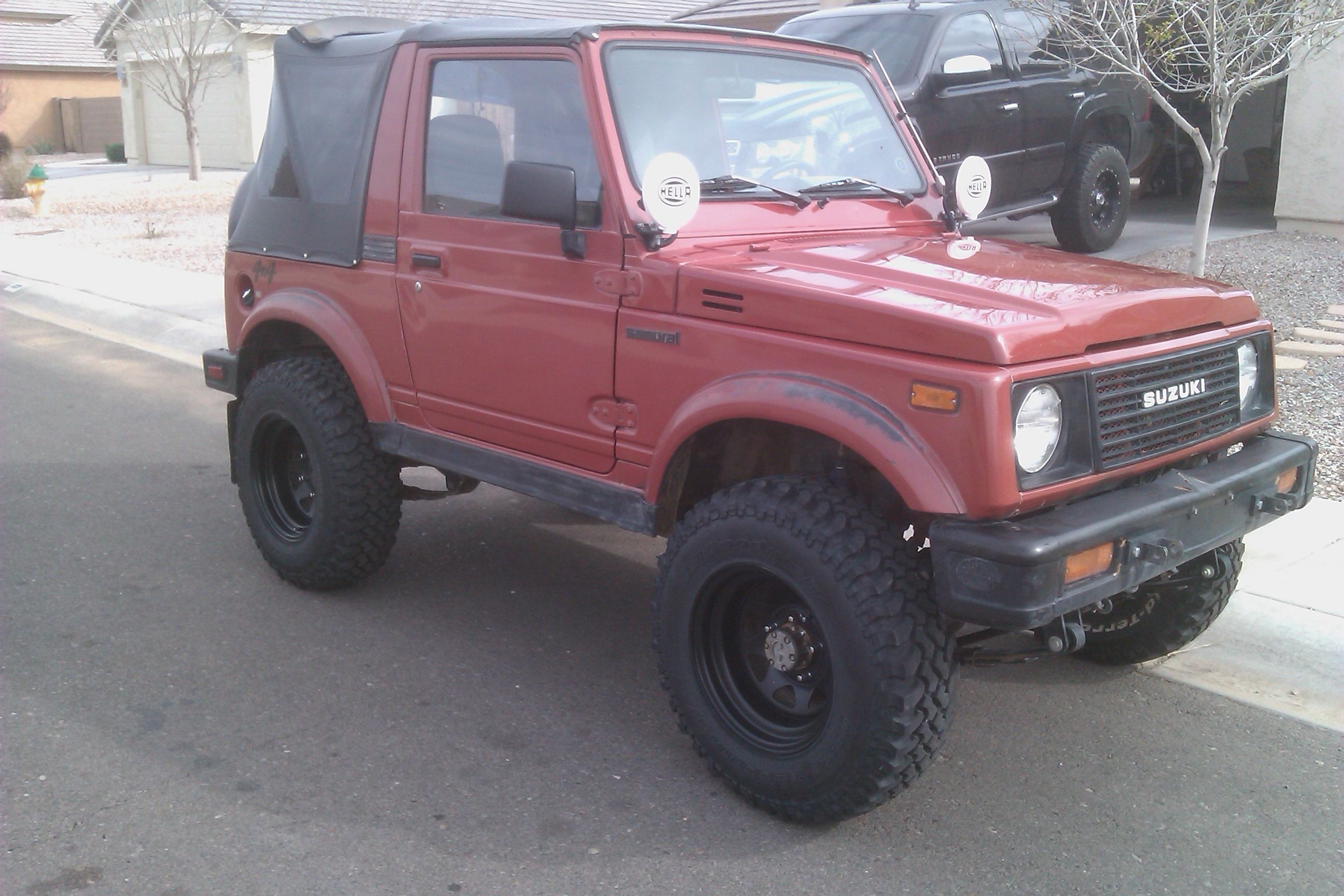 Another fco_gonzo 1988 Suzuki Samurai post... - 14479018