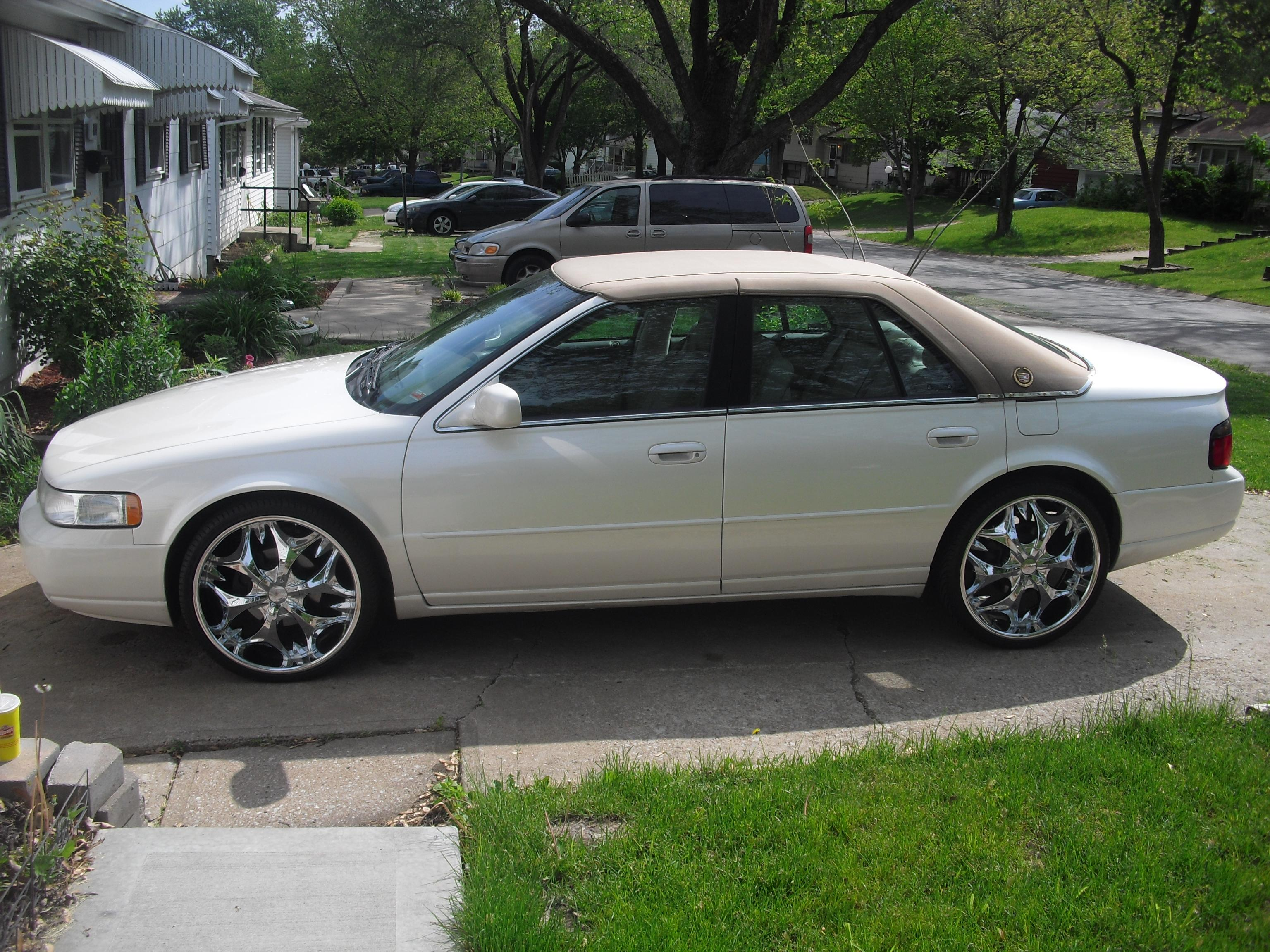 trombino816 2002 cadillac sevillesls sedan 4d specs photos modification inf. Cars Review. Best American Auto & Cars Review