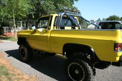 Badbumblebees 1979 Chevrolet C/K Pick-Up