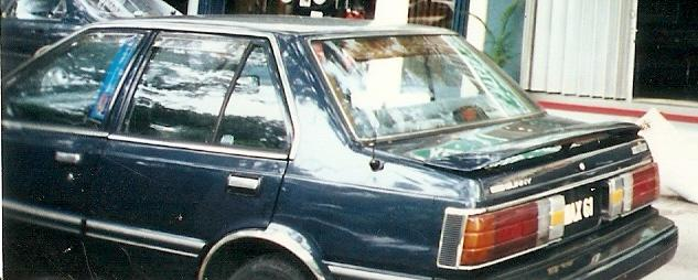 Another sunnychand7611 1982 Nissan Sunny post... - 14480245