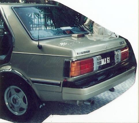 Another sunnychand7611 1982 Nissan Sunny post... - 14480246