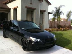 siccjeeps 2007 BMW 5 Series