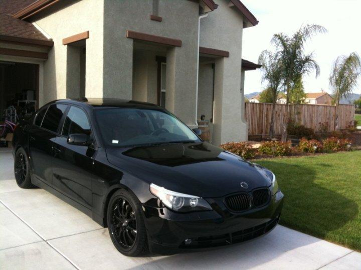 Siccjeep BMW Series Specs Photos Modification Info At - 2007 bmw 535