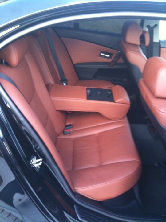 Another siccjeep 2007 BMW 5 Series post... - 14480902