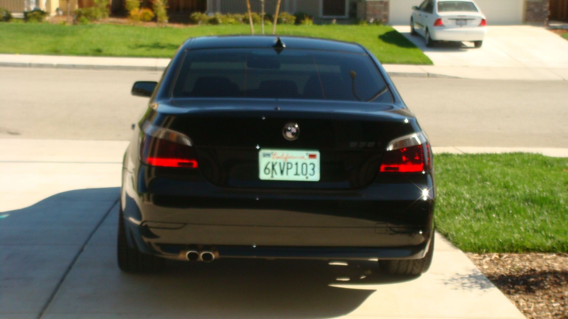 Another siccjeep 2007 BMW 5 Series post... - 14480932