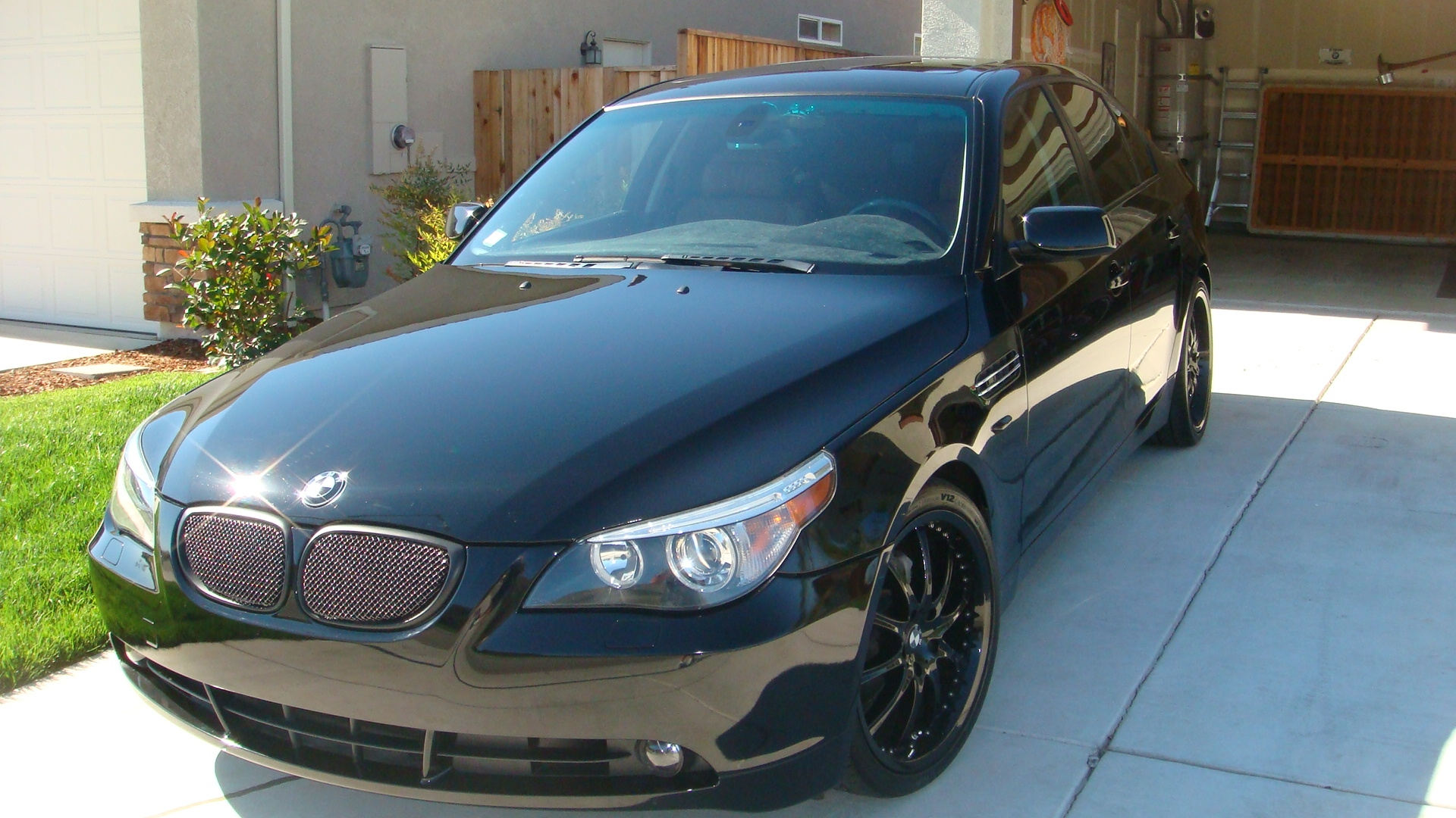 Another siccjeep 2007 BMW 5 Series post... - 14480935