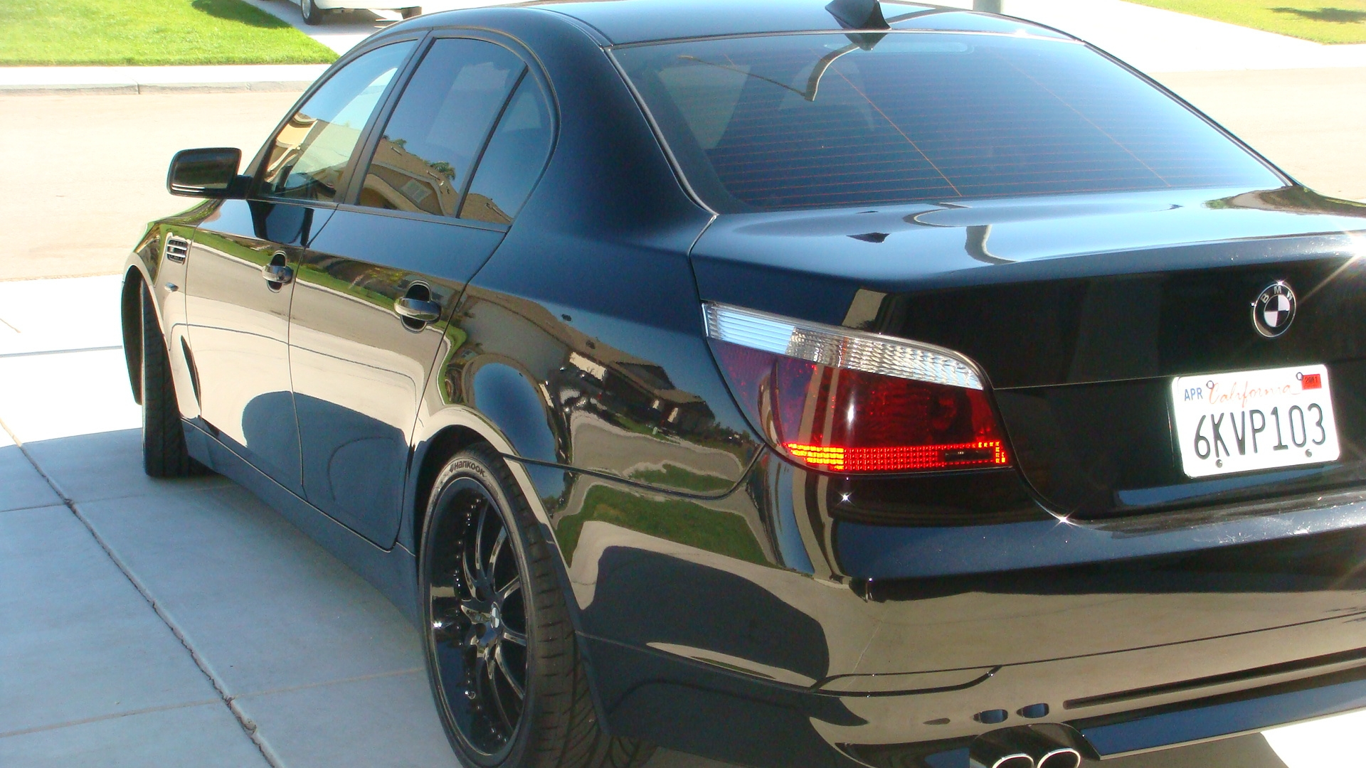 Another siccjeep 2007 BMW 5 Series post... - 14480936