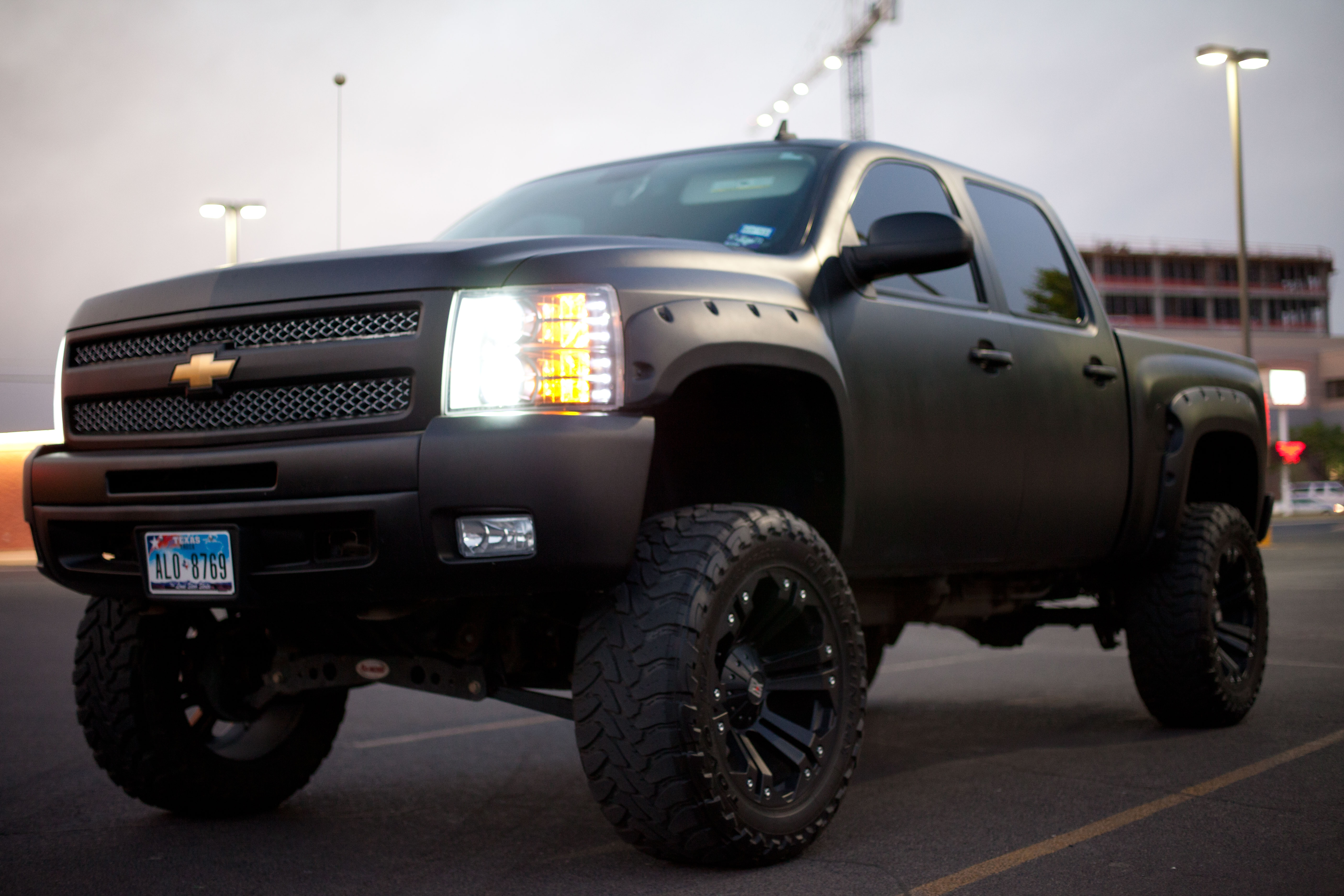 zombiedrive chevrolet silverado photos and information