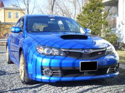 BoostGearDOTcoms 2009 Subaru Impreza