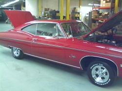 rphill68s 1968 Chevrolet Impala