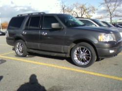 ShortyTheTiger05 2005 Ford Expedition