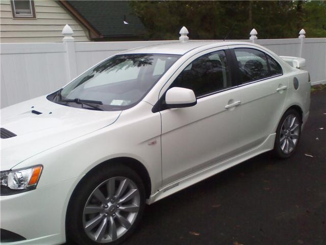 Another KEVINSECLIPSE 2009 Mitsubishi Lancer post... - 11388429