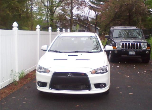 Another KEVINSECLIPSE 2009 Mitsubishi Lancer post... - 14482328