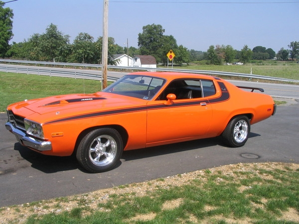 Another hotrod7 1973 Plymouth Roadrunner post... - 14482371