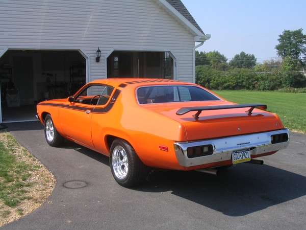 Another hotrod7 1973 Plymouth Roadrunner post... - 14482372