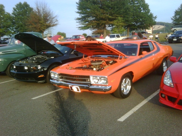 Another hotrod7 1973 Plymouth Roadrunner post... - 14482379