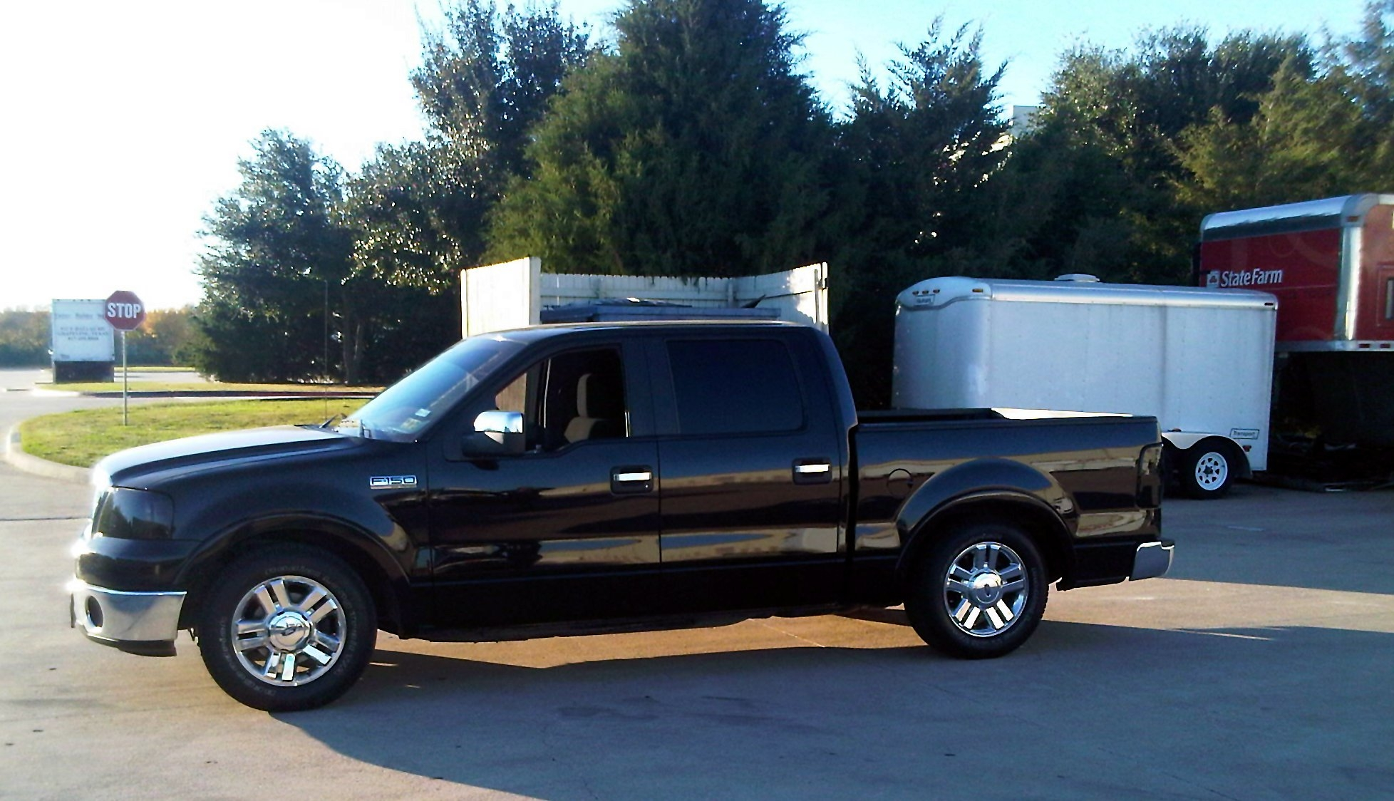 fguzman03 39 s 2008 ford f150 supercrew cab in fort worth tx. Black Bedroom Furniture Sets. Home Design Ideas