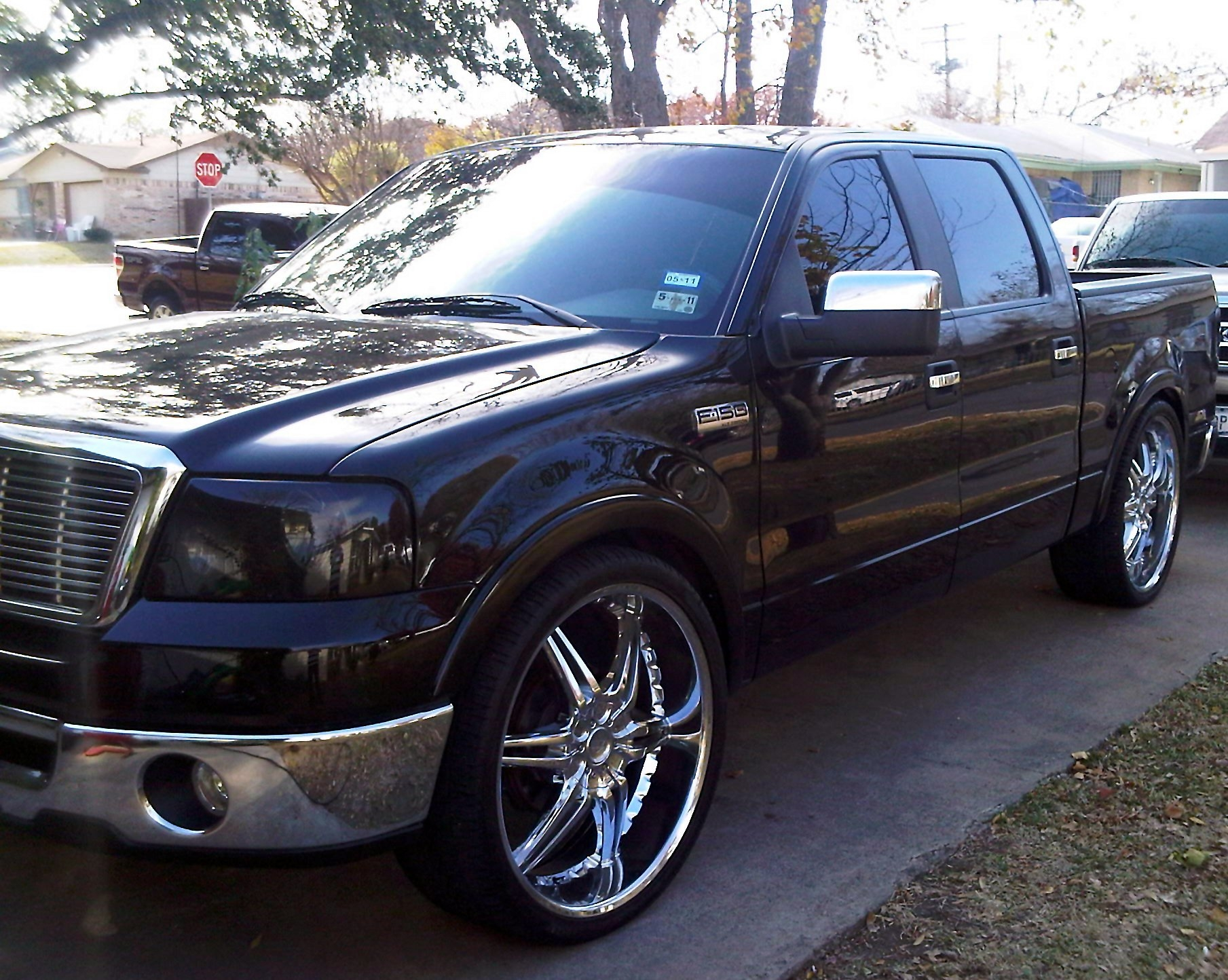Another FGuzman03 2008 Ford F150 SuperCrew Cab post... - 14482761