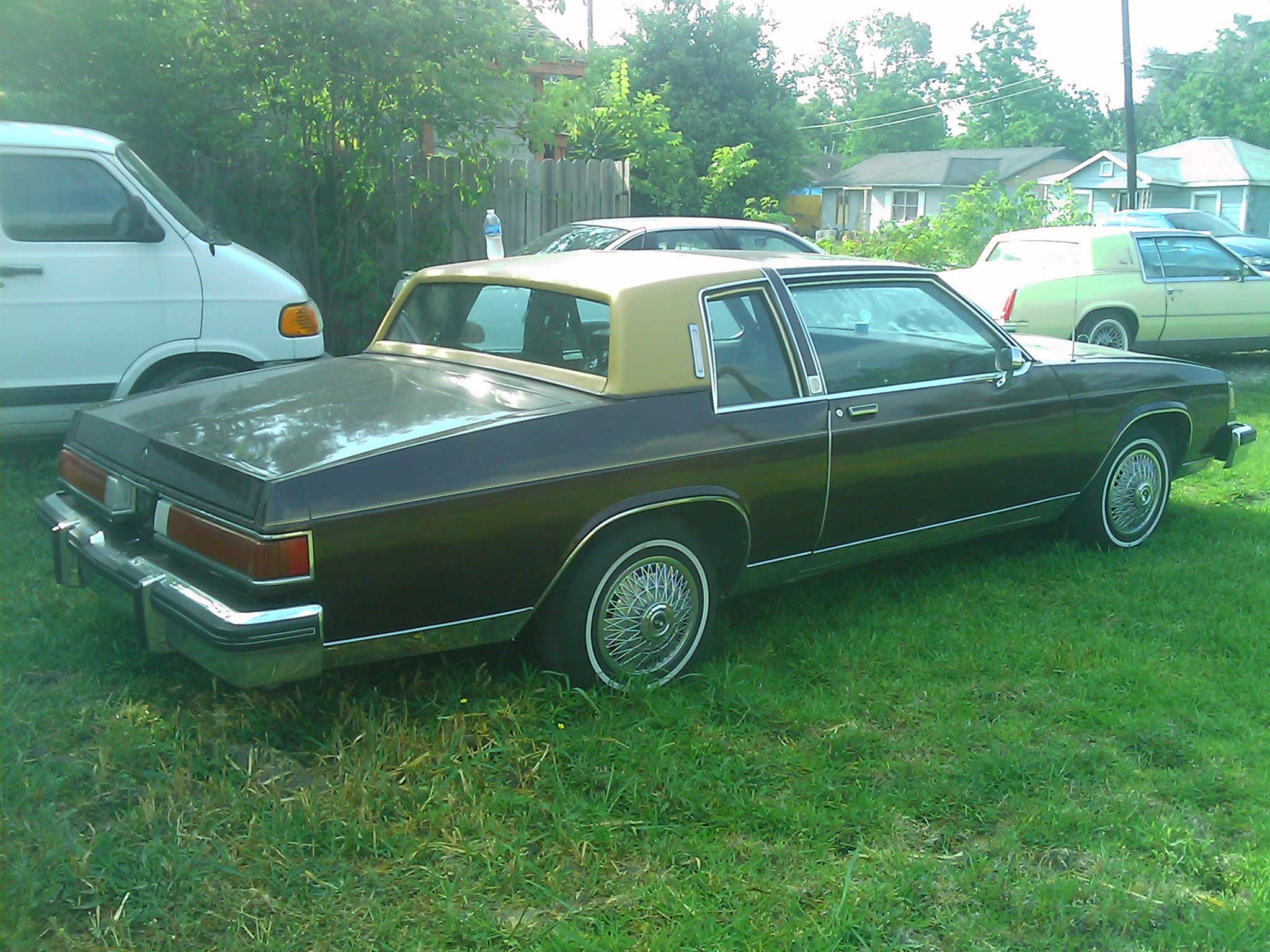 Yung_N_hOLDIN 1985 Buick LeSabre Specs, Photos