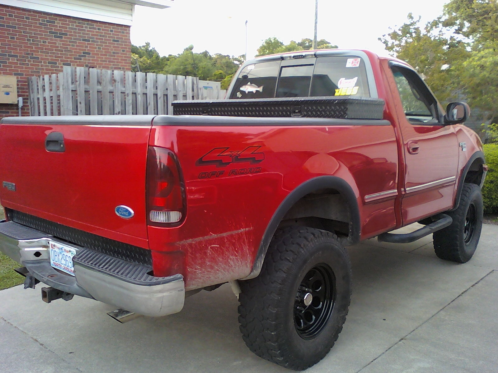 tyler12140 1997 ford f150 regular cab specs photos. Black Bedroom Furniture Sets. Home Design Ideas