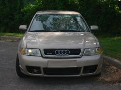 Audi756s 1999 Audi A4