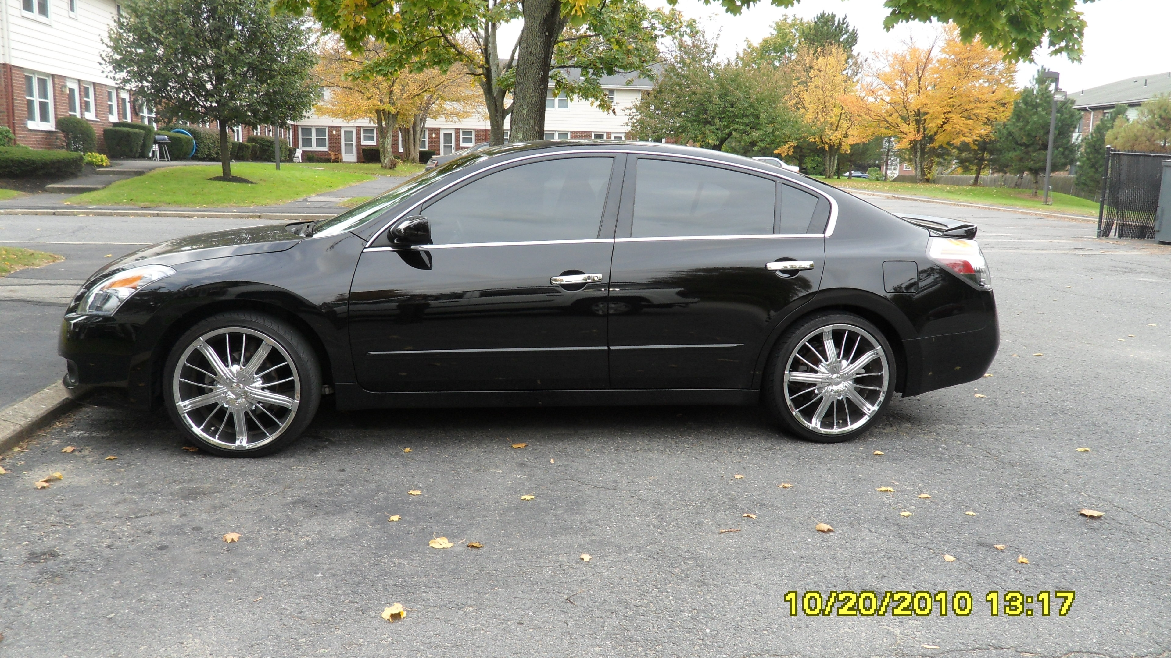 Another Lil-lashes 2009 Nissan Altima post... - 14483846
