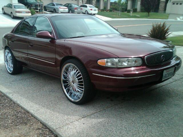 2001 buick century on them 22&quot- - YouTube