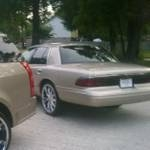 Houstonlegend 1994 Mercury Grand Marquis 14482016
