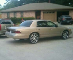 Houstonlegends 1994 Mercury Grand Marquis