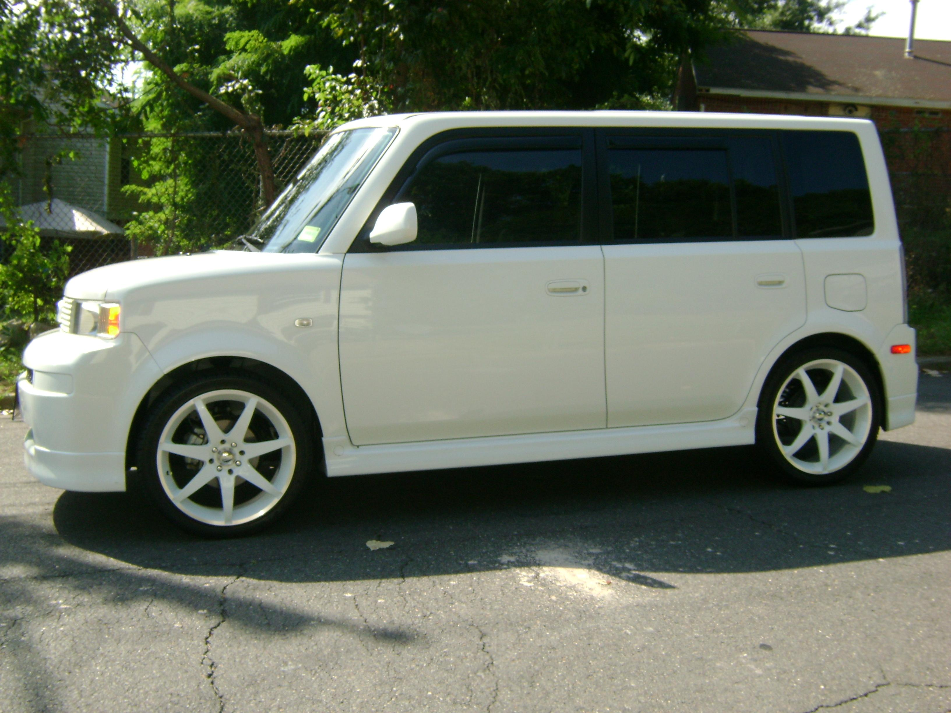 Lusantia 2006 Scion Xb Specs  Photos  Modification Info At Cardomain