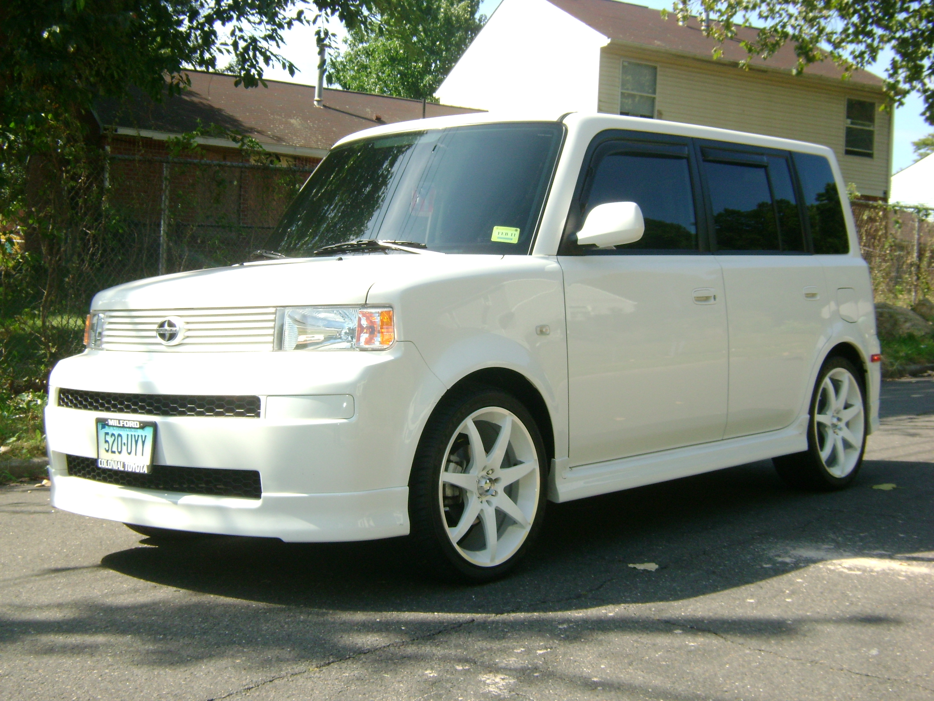 lusantia 2006 scion xb specs photos modification info at. Black Bedroom Furniture Sets. Home Design Ideas