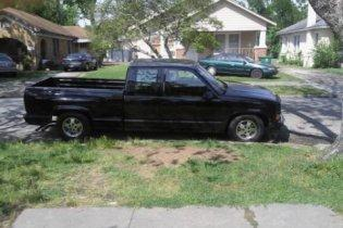 1991ChevyDriver's 1991 Chevrolet 1500 Extended Cab