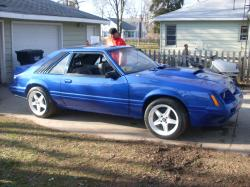 quiggle85gts 1985 Ford Mustang