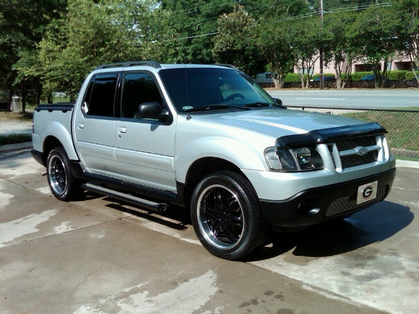 rebeldawg300 2001 ford explorer sport trac specs, photos