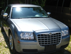 pardonme300on26s 2008 Chrysler 300