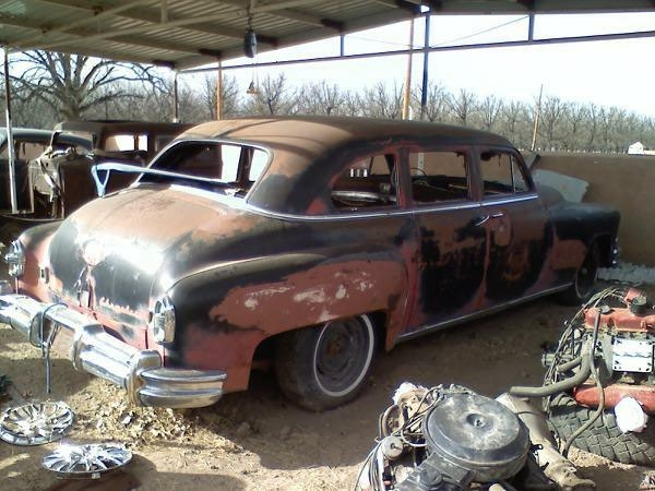 Another hotrodcowboy 1953 Chrysler New Yorker post... - 14486068
