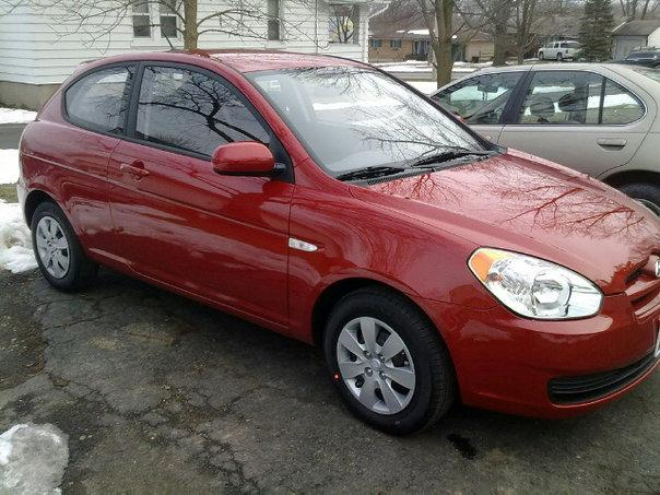 Another CamaroRacer91 2010 Hyundai Accent post... - 14486439