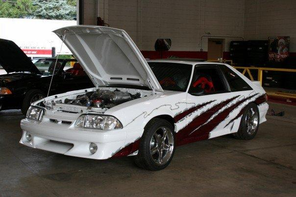 kgood 1990 Ford Mustang