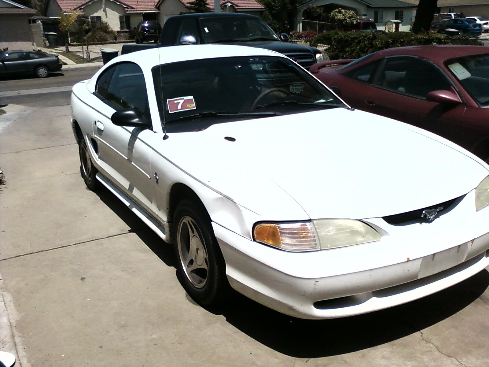 senor rolla 1998 ford mustangcoupe 2d specs photos. Black Bedroom Furniture Sets. Home Design Ideas